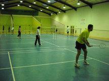 Tournoi réussi pour le C.E  TOTAL . (Badminton Set et Match Mions)