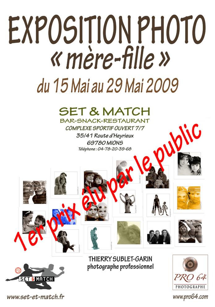 Du 15 au 29 Mai 2009 - Exposition photo