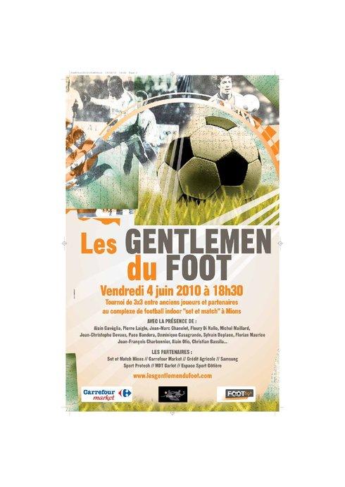 Gentlemen 3° edition