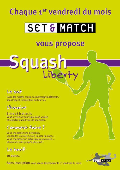 Squash Liberty