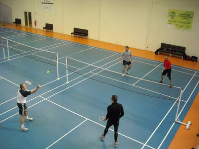 La direction de mondial relay se d fit au badminton 4 sets z ro - Horaire mondial relay ...