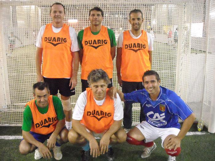 équipe Fournier