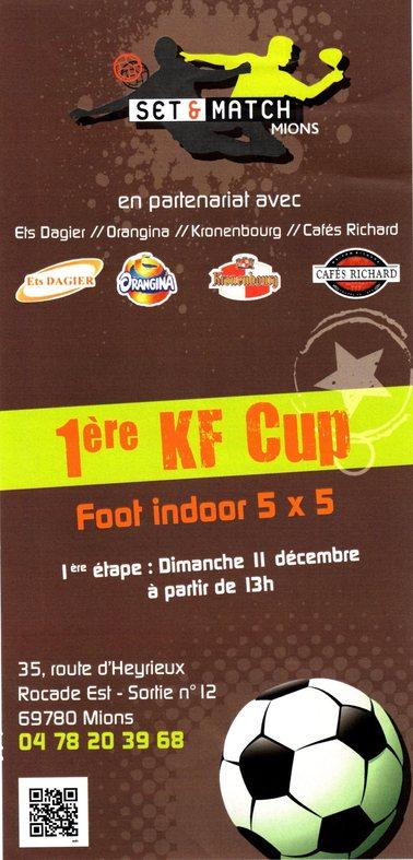 Tournoi  KF CUP !!!