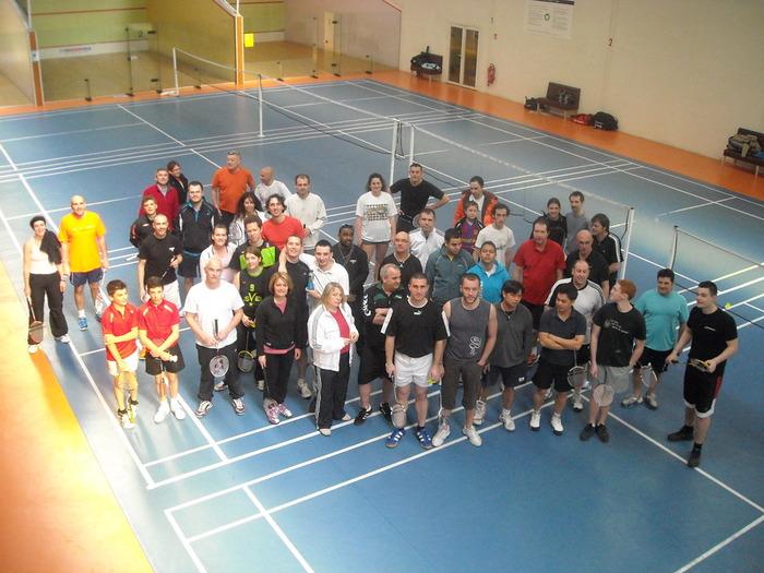 Belle après-midi de badminton chez Set & Match Mions
