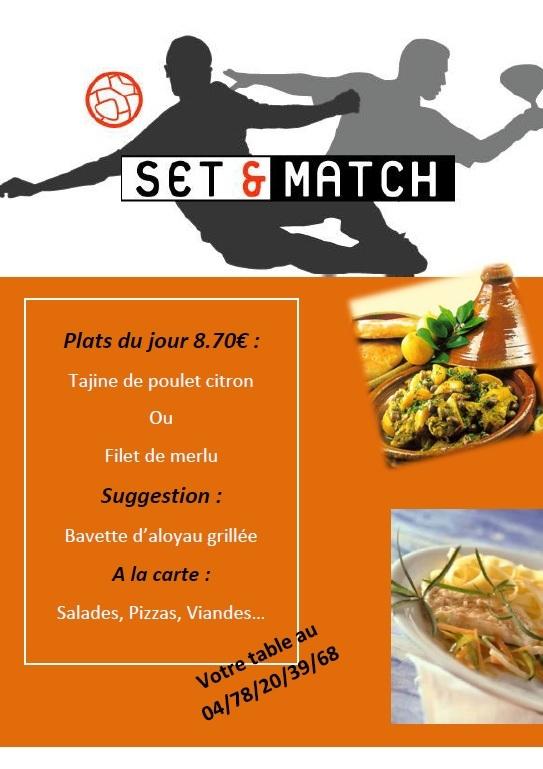Le midi Set & Match
