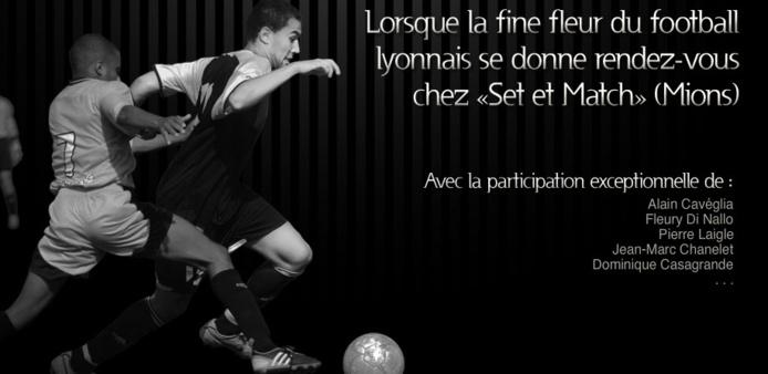 Set & Match partenaire des Gentlemen du foot