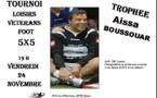 Trophée AISSA vendredi 24 novembre 2017