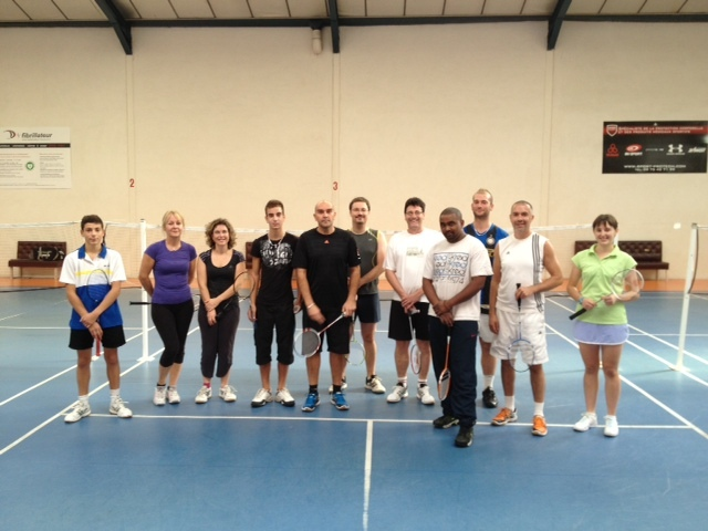 Tournoi de Badminton simple chez Set & Match
