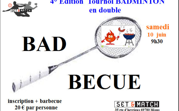 BAD'BECUE  4°edition